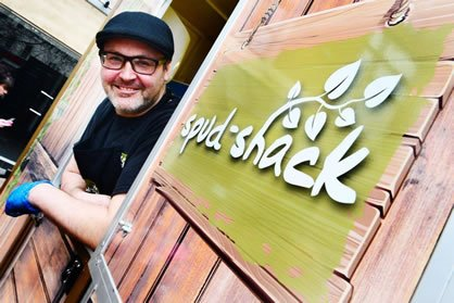Mark, Spud-Shack